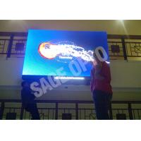 Hot Sale LED Video Walls Outdoor SMD P6 LED Video Walls Full Color Interactive Advertising