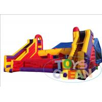 China CE Fighting Inflatable Interactive Games Battle Zoom Arena For Sport wholesale