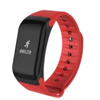 Quality F1 Smatband Waterproof Blutooth Smart Bracelet Heart Rate Monitor Watch Fitness for sale
