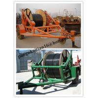 Buy cheap Use Cable Reel Trailer,Spooler Trailer, best qualityCable Drum Carrier Trailer from wholesalers