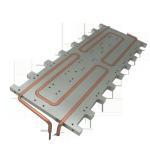 China Anodizing Finishing Extruded Aluminum Heatsink For Small Power LED wholesale