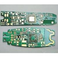China Computers Pcb Double Layer with Connecting Finger and HAL Lead-free wholesale