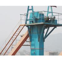 China Mineral Carrying Capacity of Vertical Bucket Elevator/ Belt Type Bucket Elevator on sale