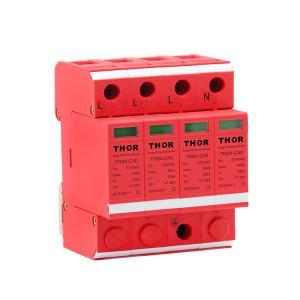 China Power surge protector device 40KA lightning protection TVSS surge arrester wholesale