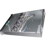 Quality ED208H65 2U 8 Bay Mini-sas Hot-swap rackmout Server Chassis for sale