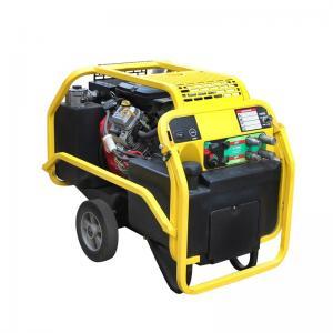 18hp Gasoline Engine Driven Hydraulic Power Unit 220V Voltage