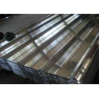 China Corrosion Resistant Corrugated Aluminum Sheet 900mm Z - Aluminum Roof Galvanized Sheet wholesale