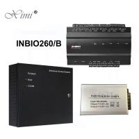 China Fingerprint Access Control Board Inbio260 Access Controller Panel With Power Protect Box wholesale