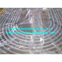 Quality ISO9001-2008 Approved SA213 U Bend Tube , Bending Stainless Steel Tubing for sale