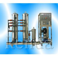 China Mineral Water Drinking Water Treatment Systems For Purification / Water Softening wholesale