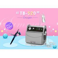 China Water Oxygen Jet Peel SPA Machine For Face Cleaning Skin Rejunvation Wrinkle Reduction on sale