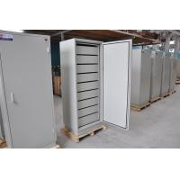 China Grey Humid Proof Fire Safe File Cabinets 320L For U Disk / VCD / DVD wholesale