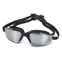 China Anti - UV One Piece Adult Swim Goggles , Comfortable Swimming Goggles wholesale
