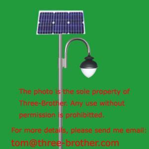 China Standard LED solar path lighting (18W-27W) wholesale