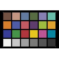 China SineImage YE0188 Color Rendition Chart (X-Rite ColorChecker) Reflective/Transparent  ColorChecker color rendition chart wholesale