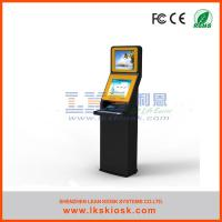 China Utility Bill Payment Self Service Kiosk 1.5mm Or 3.0mm Or Upon Clients Thickness wholesale