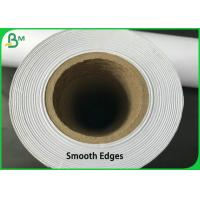 """China 100% Virgin Pulp Smooth Edges Plotter Printer Paper with 24 """" 36 """" Wide wholesale"""
