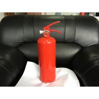 China Safety 2KG BC ABC Rated Fire Extinguisher With Spring Pressure Gauge wholesale