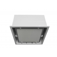 China Powder Coated Steel HEPA Filter Terminal Box With Smooth Diffuser on sale