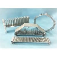 Quality OEM Industrial Aluminium Radiator Profile For Windows & Doors 6063-T5 for sale