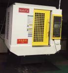 China 21T Servo Motor CNC Drill Tap Center Man Machine Interface Easy Operation wholesale