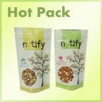 China Nutify Chili / Lime Laminated Foil Resealable Stand up Bags With Zipper on sale