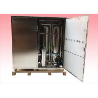 China 1TPH Water Purification Industrial Reverse Osmosis System Containerized Water Treatment Plant wholesale