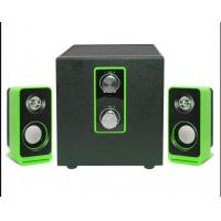 Wooden Fashionable 2.1 Multimedia Speakers Active With Bass Control