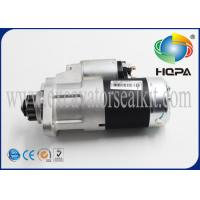 China 199-2334 S3l2 Engine Parts / Engine Starting Motor WPS Brand For CAT 302.5C 303 304 wholesale