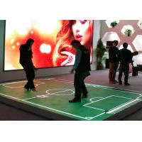 China P4.81 (Interactive) Dance Floor LED Display Screen for Wedding, Stage, Rental Event with High Performance wholesale