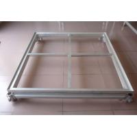 Quality Waterproof Acrylic Glass Stage Platform for sale