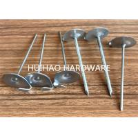 China 12 Gauge 14 Gauge Dia GI Insulation Anchor Pins, Stainless Steel Lacing Anchor wholesale