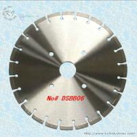 China Silver Brazed Diamond Segmented Saw Blade for Cutting Concrete and Asphalt - DSBB06 wholesale