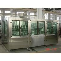 China Stainless Steel Plastic Bottle Filling Machine With NANFANG Pump 3000BPH - 20000BPH wholesale