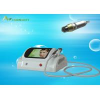 China Face Lifting Fractional Radio frequency Microneedle System Scar And Wrinkle Removal wholesale