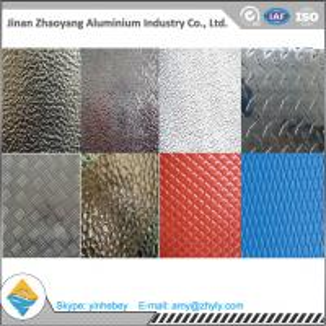 China Flat Aluminum Sheet 1060 3003 5052 5083 H14 H24 H18 H32 Aluminium Checkered Plate wholesale