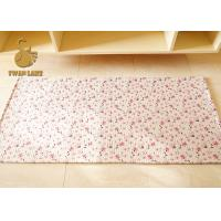 Customized SizeChildren Non Slip Area Rugs With Rubber Backing Easy Clean