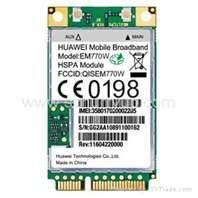 China Mini 3G Module, mini pci module Stamps Hole Form With WinCE,  Linux Operating System wholesale