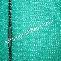 Quality HDPE green construction site protection safety net scaffold netting for sale