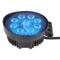 China IP67 4WD SUV Offroad LED Work Lights 27W Blue with Spot flood Lamp wholesale