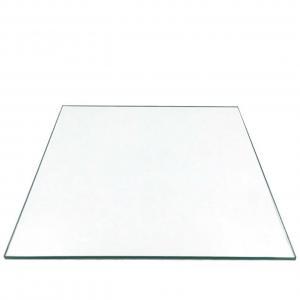 China Transparent MK2 Borosilicate Glass Plate 3D Printer 213mm*200mm*3mm wholesale