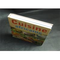 China Saddle Stitch Hardcover Book Printing wholesale