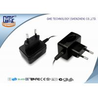 Wholesale Wall plug power supply 12V 500mA Wall mounted adapter with CE ROHS  CB GS approved switching power supply from china suppliers
