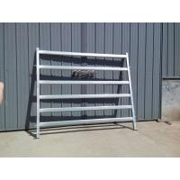 China Cattle Panel Gate Cattle Yard Fence Heavy Duty 6 Oval 1.6mm thick 1.8Mx2.1M wholesale