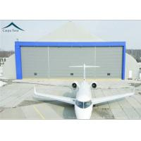 China Aircraft Prefabricate Hangar Tent Large Span 30m * 40m Industrial wholesale