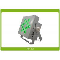 China Wireless Battery LED Colour RGBWA 12x15W 5in1 Cost Effective Equipment wholesale
