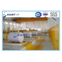 China Paper Industry Roll Handling Systems , Production Line Roll Handling Solutions wholesale