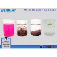 Buy cheap Low Price Water Decoloring Agent For Bangladesh Effluent Treatment from wholesalers