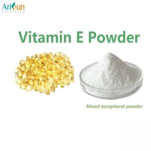 China 100% Natural Mixed Tocopherol 30% Vitamins Raw Materials Long-Term Supply Medicine Grade wholesale