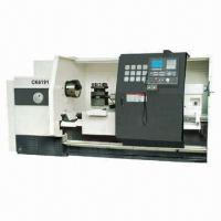 China CNC Lathe with 104mm Spindle Bore wholesale
